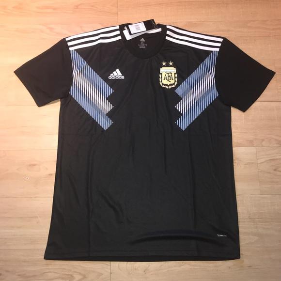 660b0930d8c adidas Shirts | Argentina Away Jersey 2018 | Poshmark